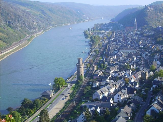 Herbstwanderung St.Goar 2007 (1)