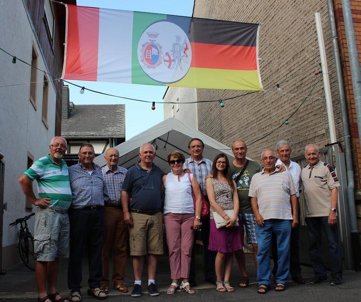 Straßenfest Budenheim (1)