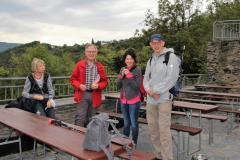 Herbstwanderung Bacharach