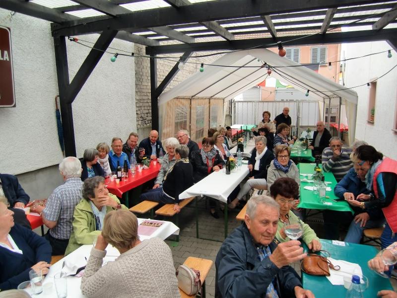 Straßenfest in Budenheim
