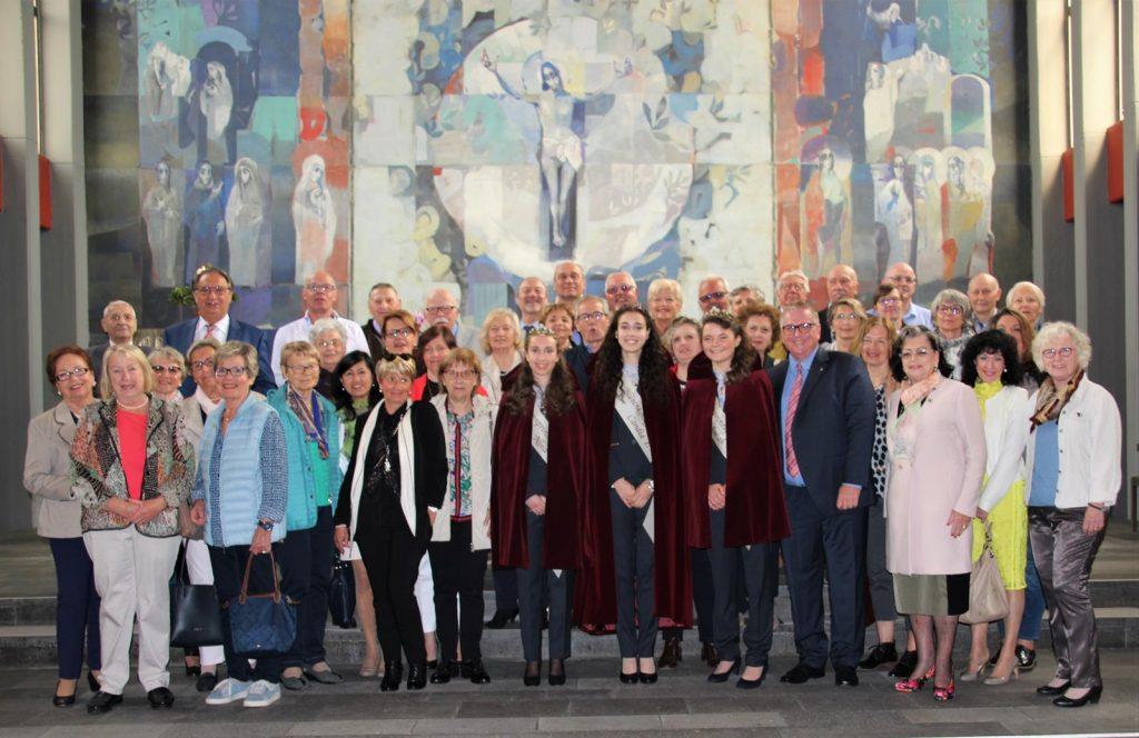 Partnerschaftstreffen 2109 in Budenheim